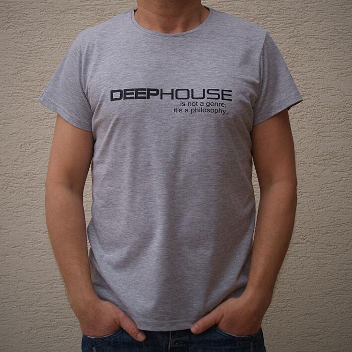 d1fa9b3a8b Férfi póló /szürke/ - BPM Club pólók - BPMwear