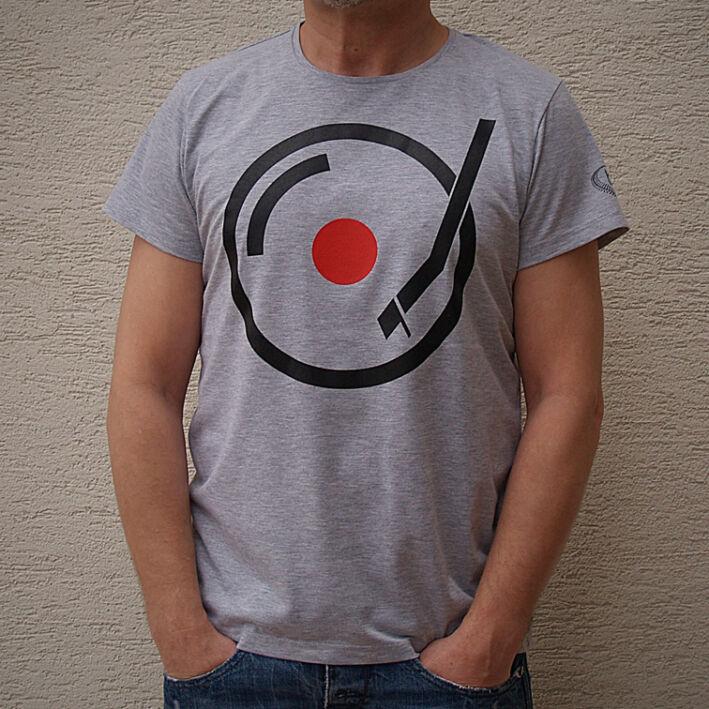 Férfi póló  szürke  - BPM Club pólók - BPMwear 09b135c639